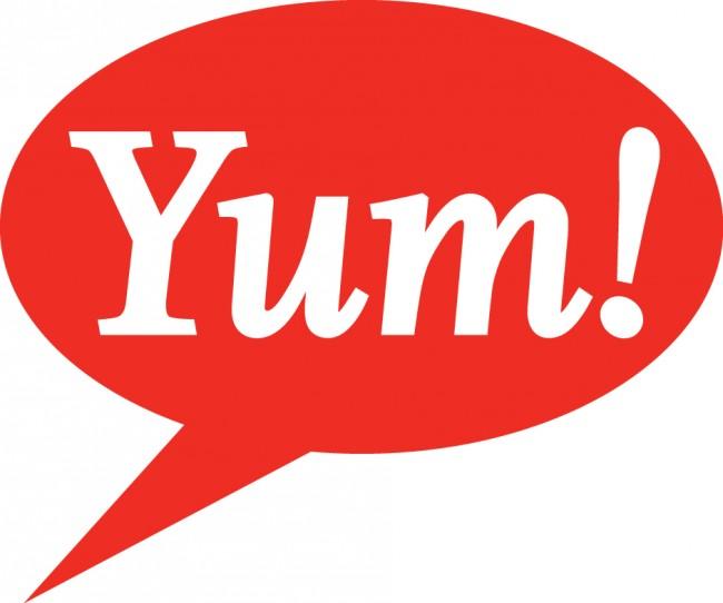 Логотип корпорации Yum!