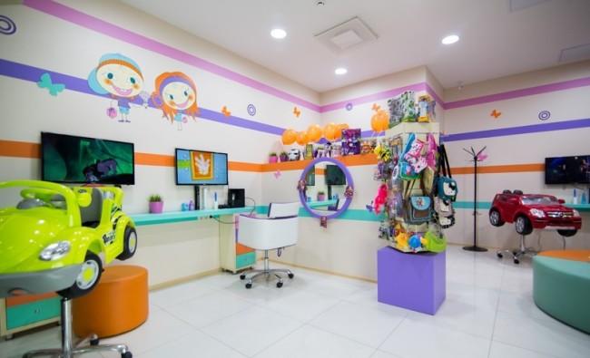 Детский салон красоты Воображуля