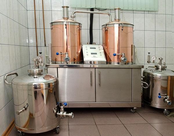 Микро-пивоварня