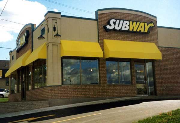 Ресторан Subway