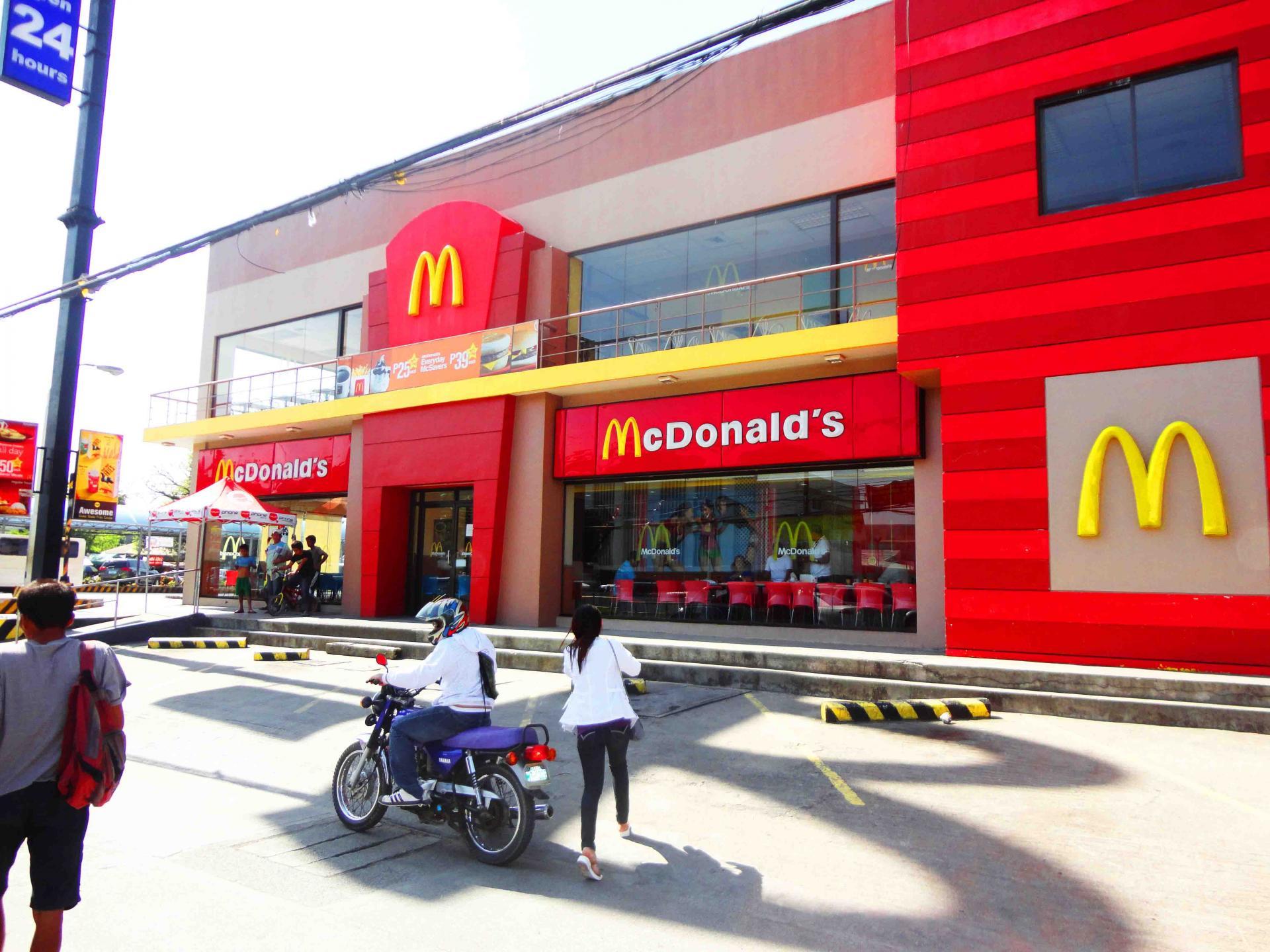 Как открыть Макдоналдс в России по франшизе?