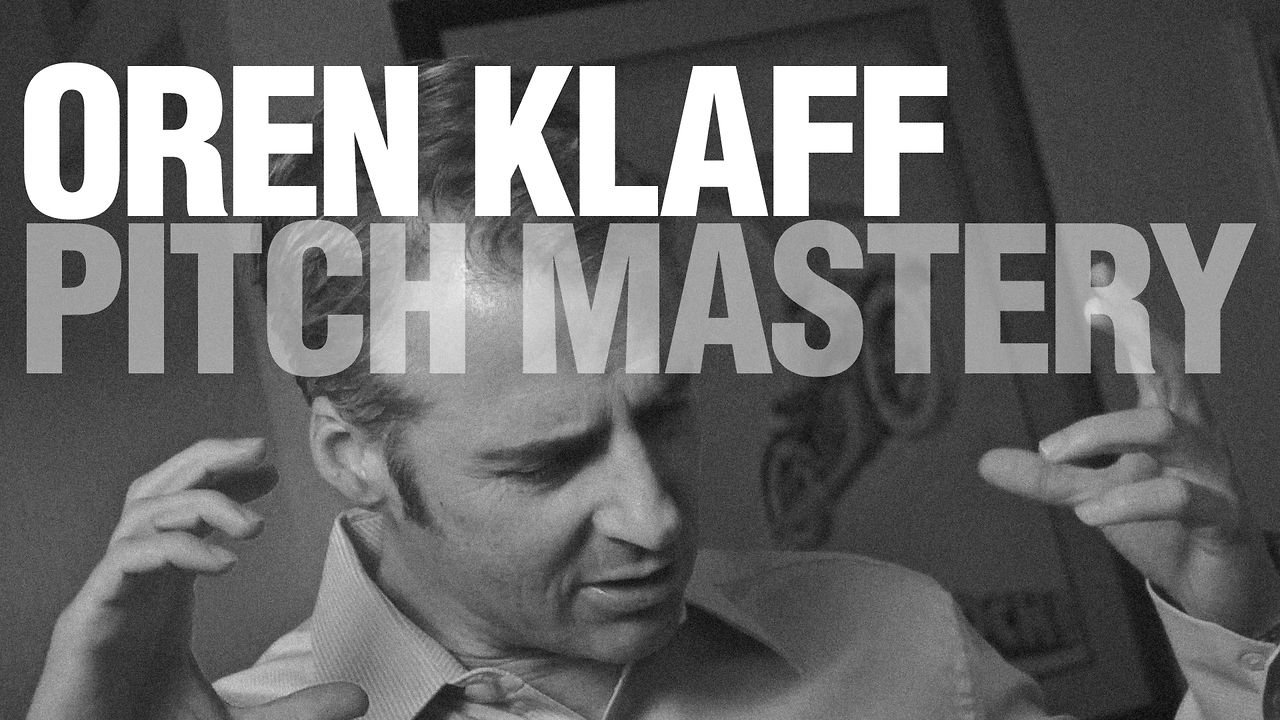 Идеальный питч Орена Клаффа: правильно презентовать и победить