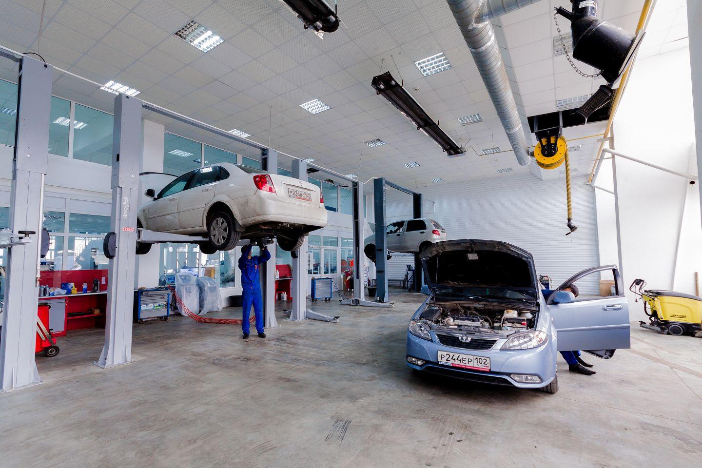 Автомобильный сервис бизнес план