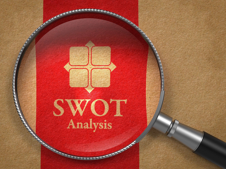 SWOT Analysis Concept.