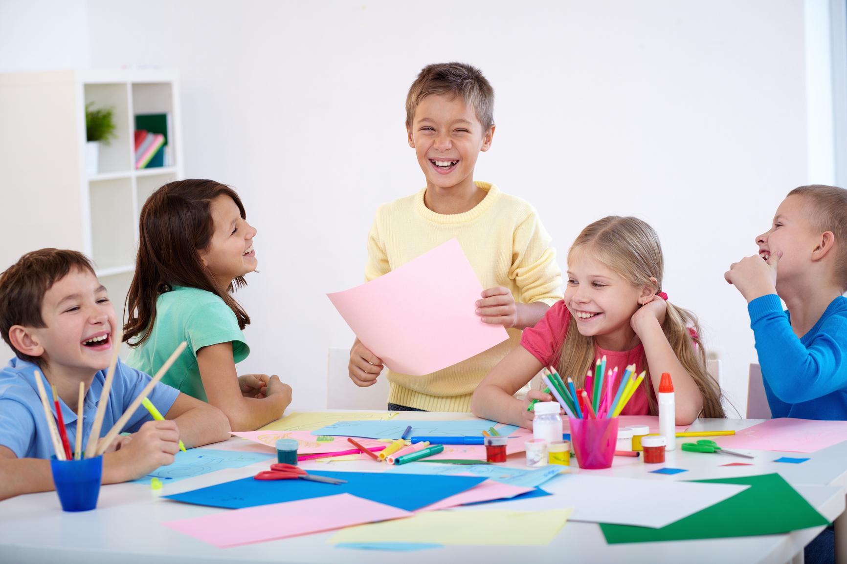 Детский центр: бизнес-план и тонкости открытия бизнеса