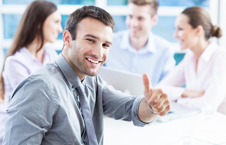 голубая картинка клиентский менеджер время очень