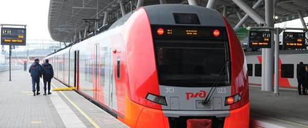 К 2030 году в России появятся две высокоскоростные железные дороги
