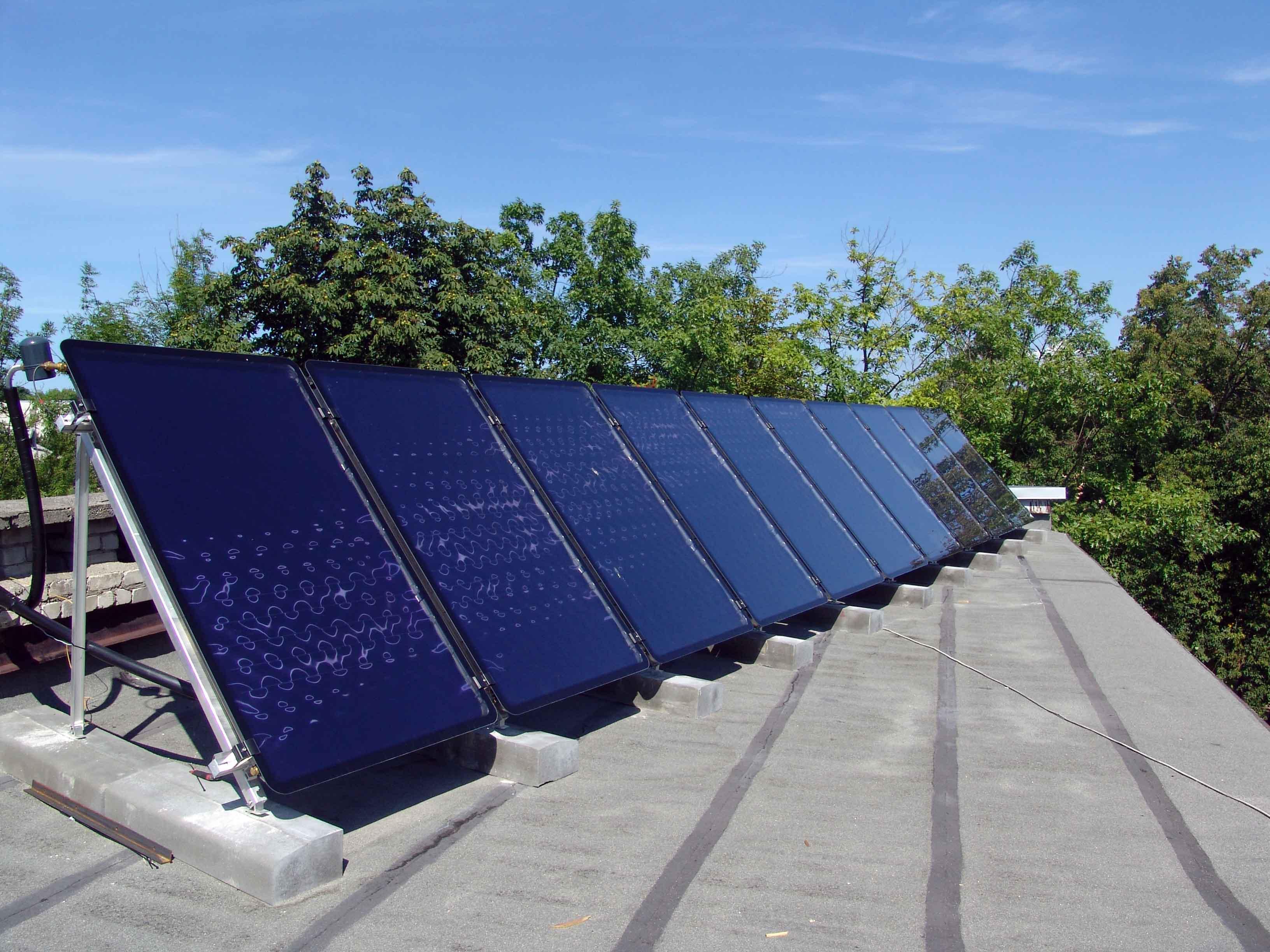 Строим бизнес на солнечных коллекторах