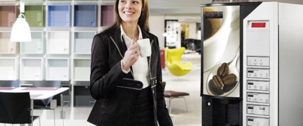 Вендинг бизнес с помощью кофе автоматов