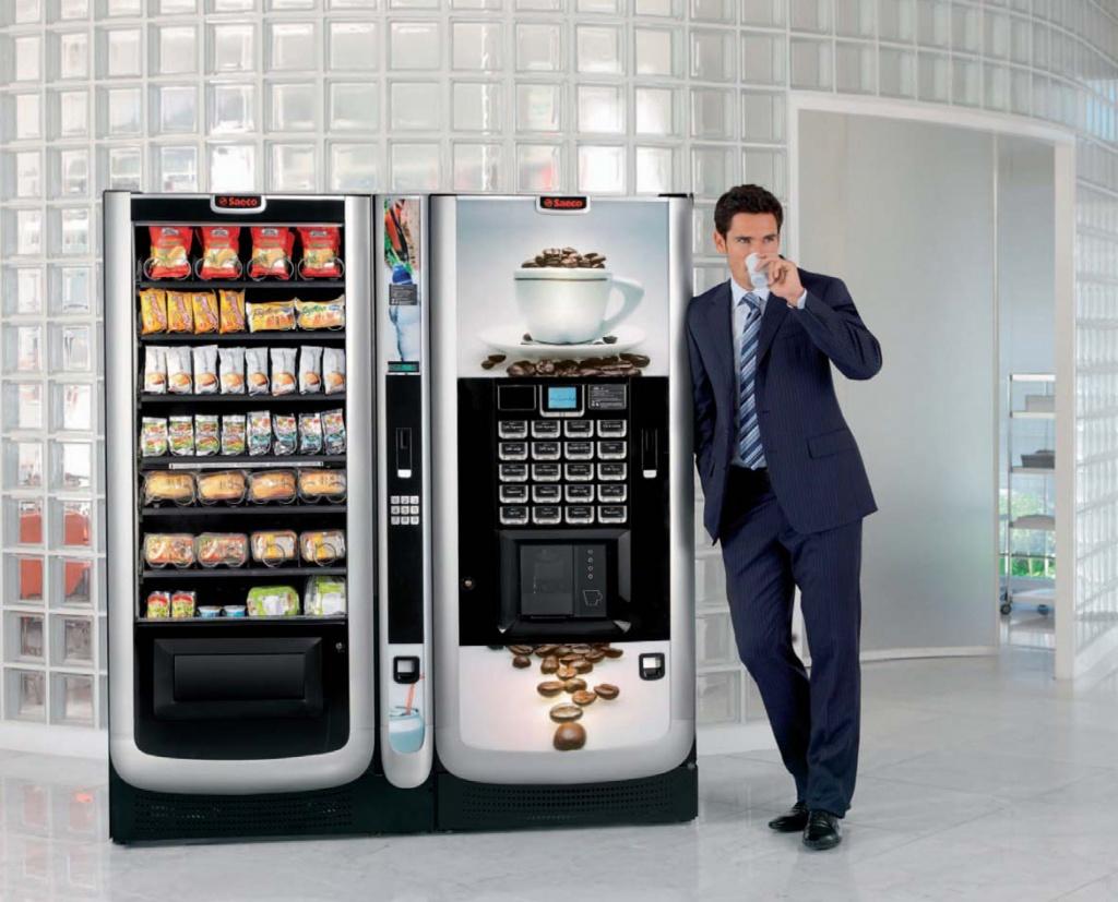 Кофейные аппараты бизнес