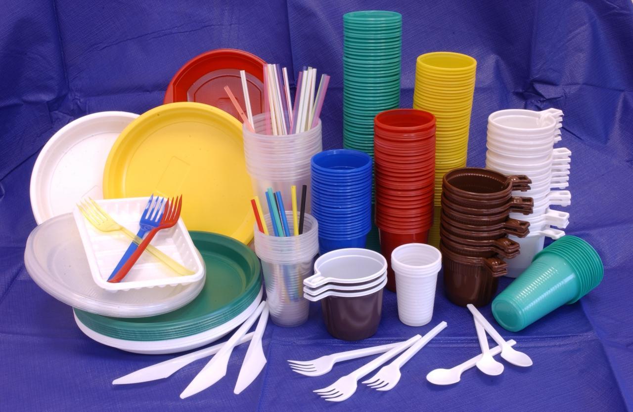 Одноразовая посуда – гарантия успеха