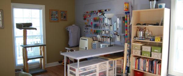 Открытие швейной мастерской