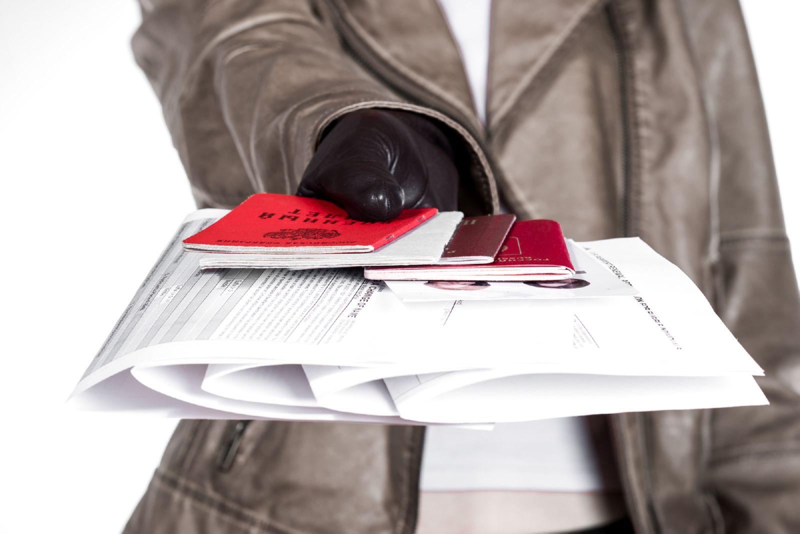 Увольнение: выдача документов