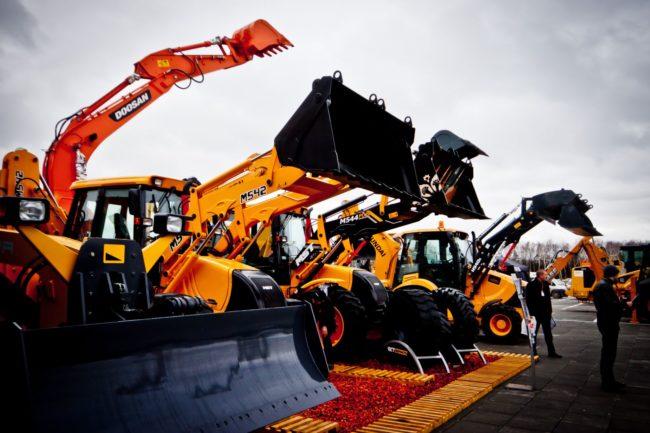 Оборудование строительной фирмы