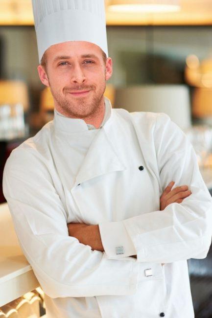 Фото повара для резюме