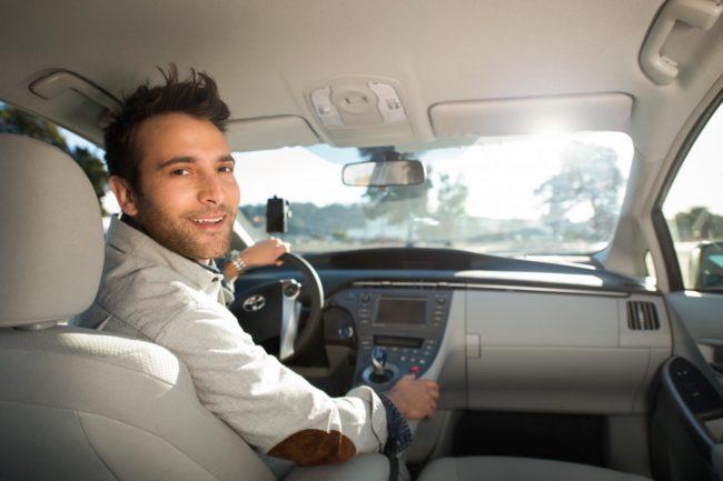 Личный шофёр