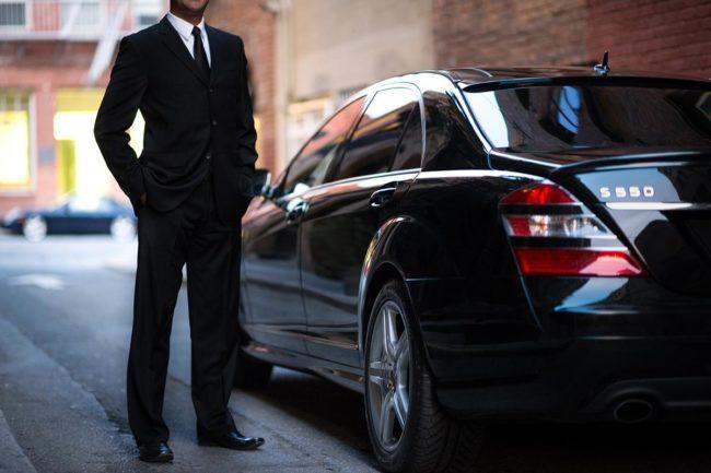 Персональный водитель
