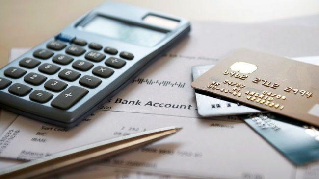 Калькулятор, карточки, ручка, документы