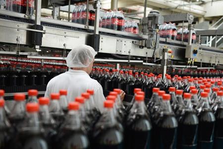 Цех компании Coca-Cola