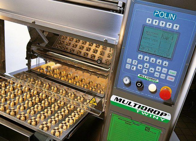 Автоматическая линия для производства печенья