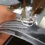 Сапожная швейная машинка