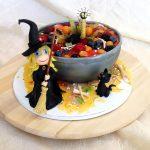 Торт «Баба Яга» от студии Михаила Алтынова