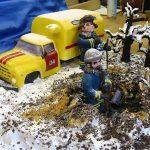 Торт работнику аварийной службы от студии Михаила Алтынова