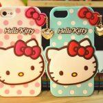 Чехлы для смартфонов Hello Kitty