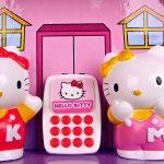 Игрушки Hello Kitty