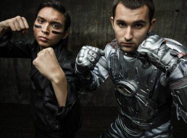 Основатели проекта Бизнес Молодость Петр Осипов и Михаил Дашкиев