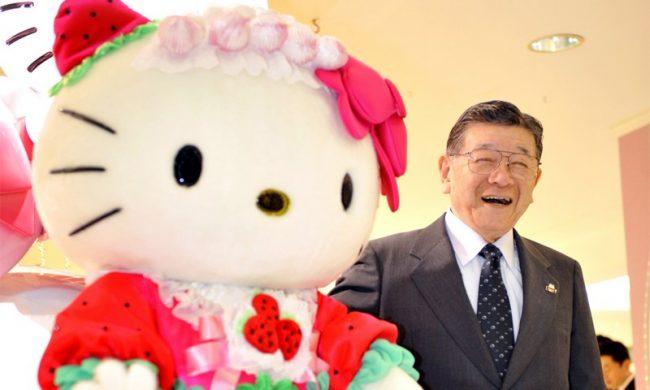 Синтаро Цудзи и его Hello Kitty