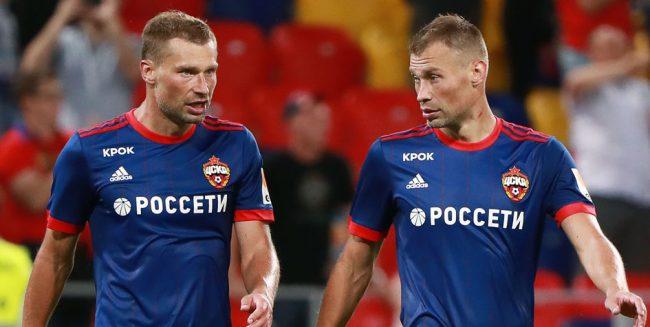 Футболисты Березуцкие