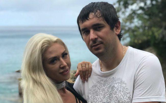 Андрей Шабарин и Анастасия Кочервей