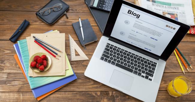 Ведение блога в интернете