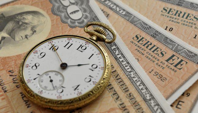 Карманные часы и ценные бумаги
