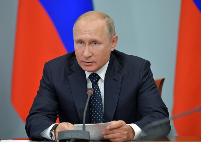 Что будет с пенсионной реформой: версия Владимира Путина