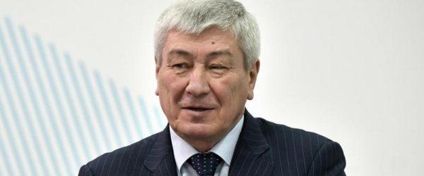 Глава Росфинмониторинга Юрий Чиханчин
