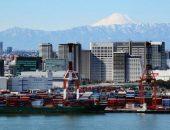 Морской порт, Токио