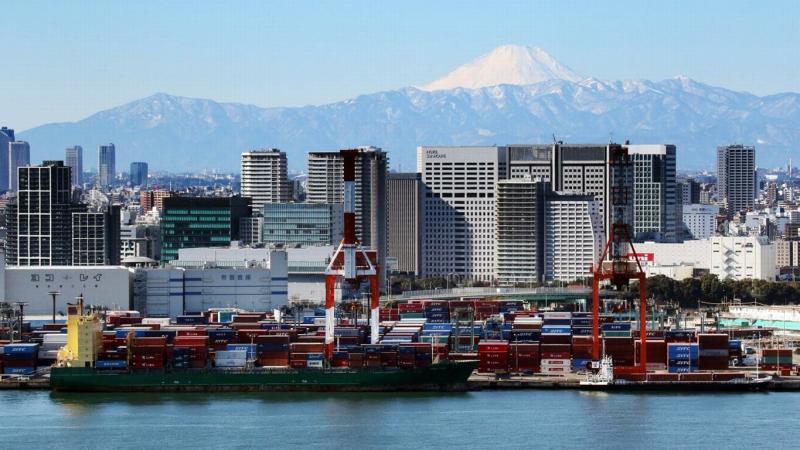 В Японии растёт торговый дефицит