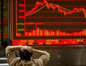 Падение курсов на фондовом рынке