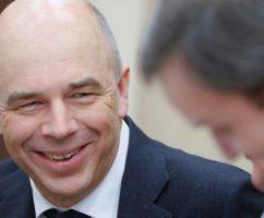 первый вице-премьер - министр финансов Антон Силуанов