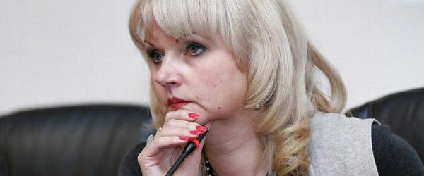 Вице-премьер-министр Татьяна Голикова