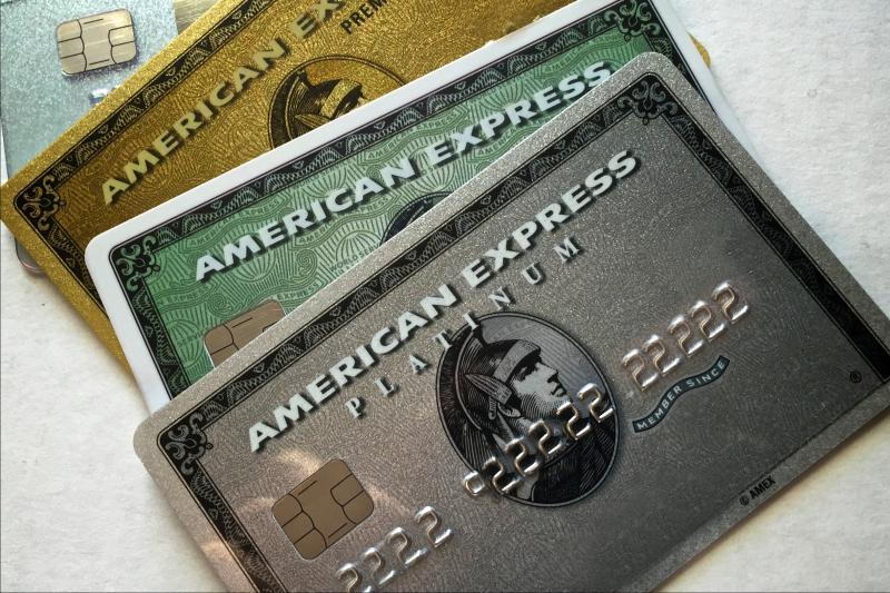 Банковские карты American Express набирают популярность в России