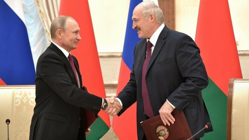 Путин призвал Лукашенко решить вопросы поэнергетике и сельскому хозяйству