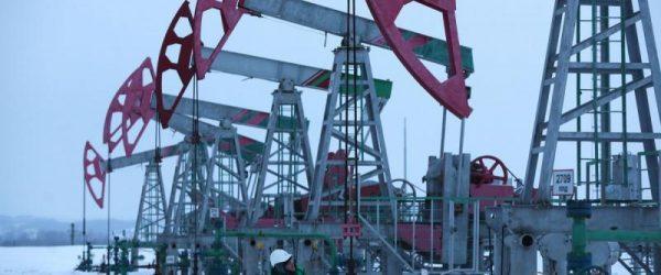 Добыча нефти на севере России