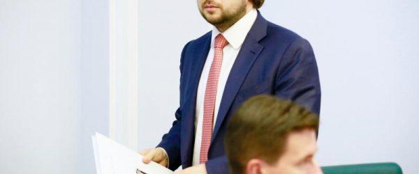 Глава Министерства энергетики Павел Сорокин