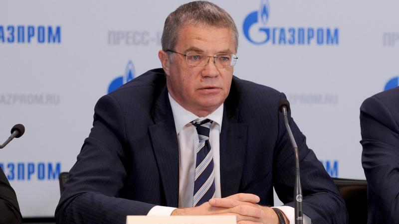 «Газпром»предлагает смешивать природный газ с водородом