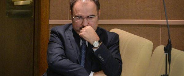 Глава Пенсионного фонда Российской Федерации Антон Дроздов