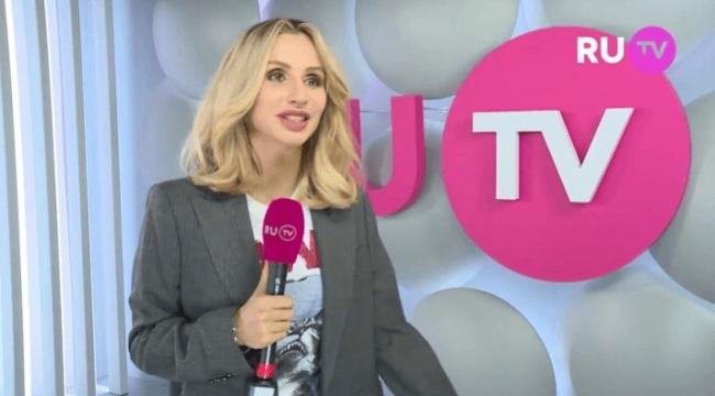 Светлана Лобода в проекте Ru.TV