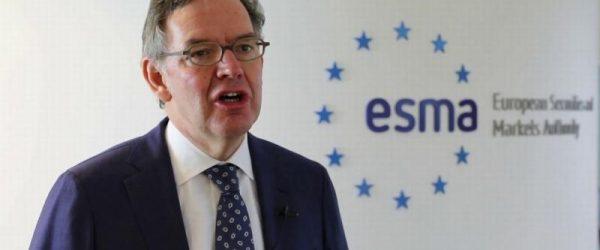 Председатель ESMA Стивен Майор